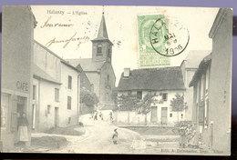 Cpa Halanzy  1906 - Aubange