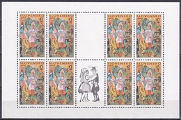 Slowakei Slovakia 1998 Organisationen Europa CEPT Kunst Arts Kultur Culture Gemälde Paintings Hochzeit Tekov, Mi. 309 ** - Unused Stamps
