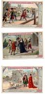 CHROMO Liebig S 841 S841 Richelieu Histoire De France Le Lot De 6 Chromos - Liebig