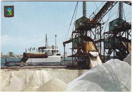 Gf. TORREVIEJA. Muelle De La Sal. 38 - Alicante