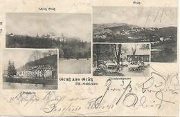 1898 - Hradec Nad Moravici , Gute Zustand, 2 Scan - Tschechische Republik