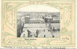 1901 - Novy Bydzov , Gute Zustand, 2 Scan - Tschechische Republik