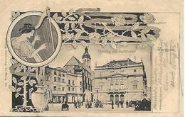 1900 - OPAVA  Troppau , Gute Zustand, 2 Scan - Tschechische Republik