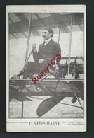 Fernand Verschaeve Dit Le Diable Liégeois. Semaine De L'Aviation. Chênée Attractions. Du 18 Au 25 Septembre 1910.2 Scans - Aviateurs
