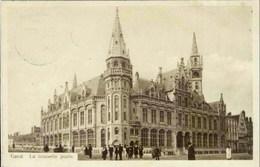 GAND-GENT - La Nouvelle Poste - Oblitération De 1911 - Gent