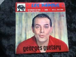 Georges Guétary: Les Papous-Les Enfants Du Pirée.../ 45t Pathé EG 526 - Vinyl Records