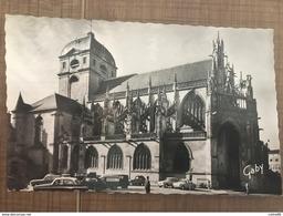 ALENÇON Place Lamagdeleine Et L'eglise Notre Dame - Alencon
