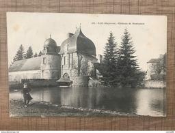 Bais Château De Montesson - Bais