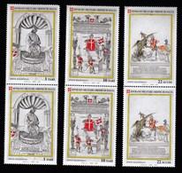 SMOM, Sovrano Militare Ordine Di Malta 2004 / From Ancient Texts Tables / Manuscript - Malte (Ordre De)