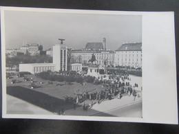 """Postkarte Ausstellung """"der Sieg Im Westen"""" Wien - Deutschland"""