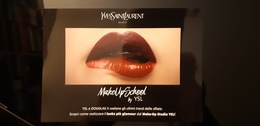 Yves Saint Lauren Cosmetiche Carte - Perfume Cards