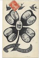 38 LOT 6 De 8 Belles Cartes De L'Isère , état Extra - Cartes Postales