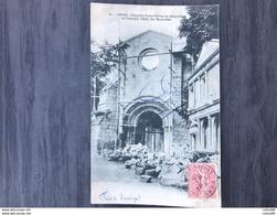 PONS Chapelle Saint Gilles En Réparation Et L'ancien Hôtel Des Monnaies - Pons