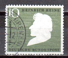 Bund 1956 MI. 229 Heine Gestempelt (pü2804) - BRD