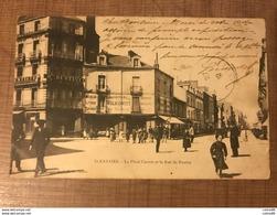 St Nazaire La Place Carnot Et La Rue De Nantes - Saint Nazaire