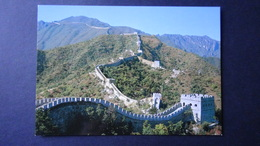 China - Beijing - The Newly Renovated Mutianyu Section Of The Great Wall - Look Scans - Chine