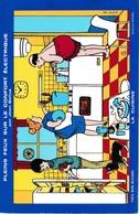 Buvard Pleins Feux Sur Le Confort électrique Par Jean Bellus La Cuisine Edité Par Sodel  Déstockage à Saisir - Electricity & Gas