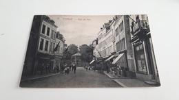 *NAMUR  Rue De Fer Belle Animation  Oblitéré En 1912 - Namen