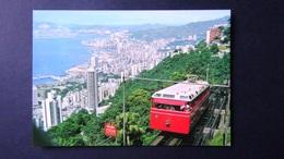 China - Hong Kong - Peak Tramway - Look Scans - China (Hongkong)