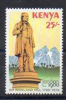 KENYA  Timbre Neuf ** De 1980  ( Ref 6110 ) Sir Rowland Hill - Kenya (1963-...)