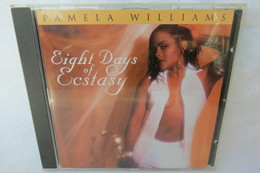 "CD ""Pamela Williams"" Eight Days Of Ecstasy - Jazz"