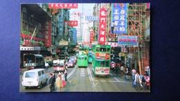 China - Hong Kong - A Typical Streetscene - Look Scans - China (Hongkong)