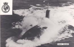 HMS  VALIANT - Warships