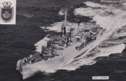 HMS  KEPPEL - Warships