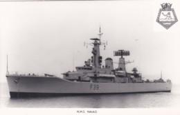 HMS  NAIAD - Warships