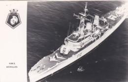 HMS  ACHILLES - Warships