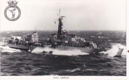HMS  CAPRICE - Warships
