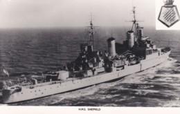 HMS  SHEFFIELD - Warships