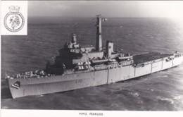 HMS  FEARLESS - Warships