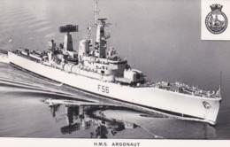 HMS  ARGONAUT - Warships