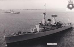 HMS  APOLLO - Warships