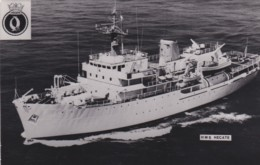 HMS  HECATE - Warships