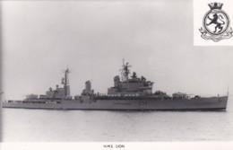 HMS LION - Warships