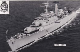 HMS KENT - Warships