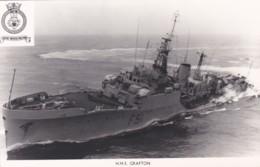 HMS GRAFTON - Warships