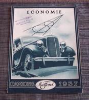 Publicité Camion MATFORD 1937 - Camions