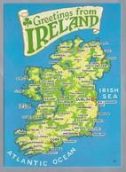 IE. IERLAND. IRELAND. GREETINGS FROM IRELAND. - Gruss Aus.../ Gruesse Aus...