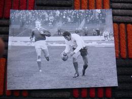 Photo Presse RUGBY FRANCE B GALLES B1970 24 X 18 Cm - Rugby