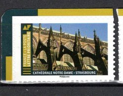 France 2019.Issu Du Carnet Histoire De Styles. Cathédrale Notre Dame Strasbourg ** - Usage Courant