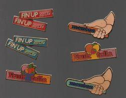 Pin's FRUITELLA.MENTOS.FIND'UP...BT9 - Food