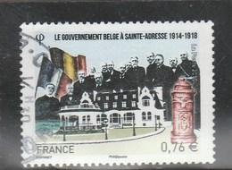 FRANCE 2015 LE GOUVERNEMENT BELGE YT 4933 OBLITERE A DATE - - France