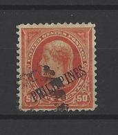 PHILIPPINES. YT  N° 185  Obl  1899-1901 - Philippines