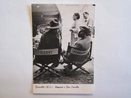 Italie Brescello Peppone E Don Camillo Fernandel Acteur Cinéma - Italia