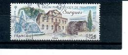 Yt 5210 Sorgues Portions  De Cachets Ronds - France