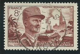 FRANCE: Obl., N°YT 942, TB - Used Stamps