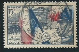 FRANCE: Obl., N°YT 996 TB - France